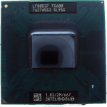 Процессор Intel® Core™2 Duo Processor T5600(2M Cache, 1.83 GHz, 667 MHz FSB)